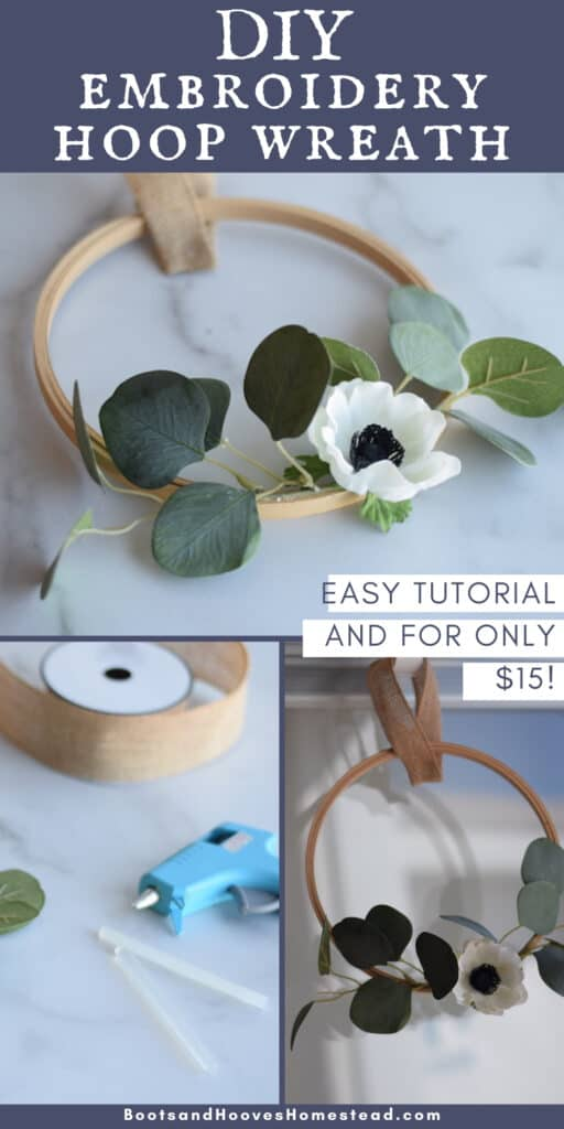 easy diy steps to create wreath