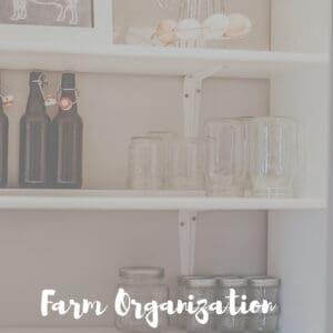 Farm Organization